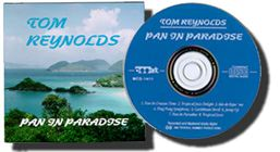 Tropical Hammer Pan in Paradise CD