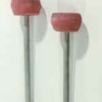 Steel Drum Mallets Bass Aluminum